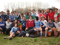 Partido Veteranas. Rugby Femenino ARF by rugby_arf