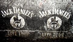 Jack Daniel's Live Tour stencil promo (2) (Smeerch) Tags: italy streetart stencils rome roma muro art wall grey stencil italia grigio arte sanlorenzo jackdaniels lazio muri jackdaniel artedistrada