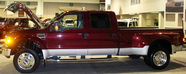 new ford truck mexico big downtown diesel duty albuquerque pickup super f huge heavy 2008 450 2007 f450