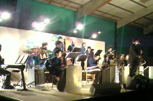 Conchalí Big Band - Colegio Alberto Blest Gana 2007