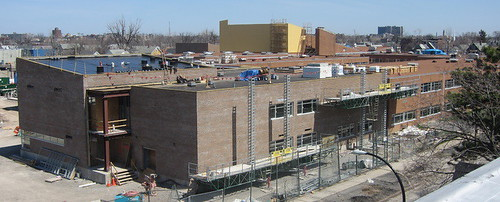 Performing Arts HS - April 2007