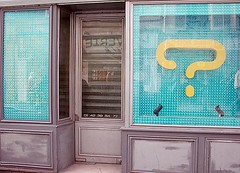 Shop Front ? [Paris, France]