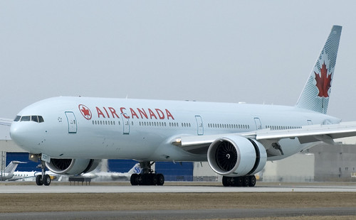 Air Canada 777 by BriYYZ, on Flickr