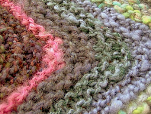 Shawl of Many Colors 4