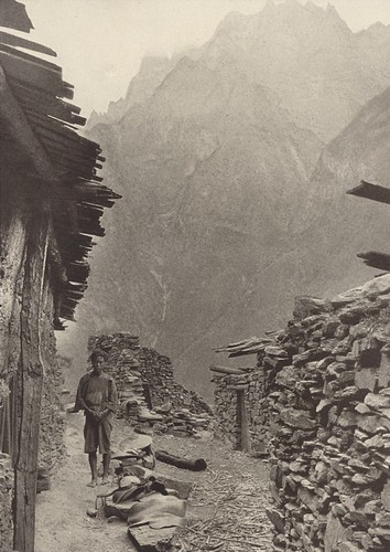 Djipalo, Tiger Leaping Gorge, 1925