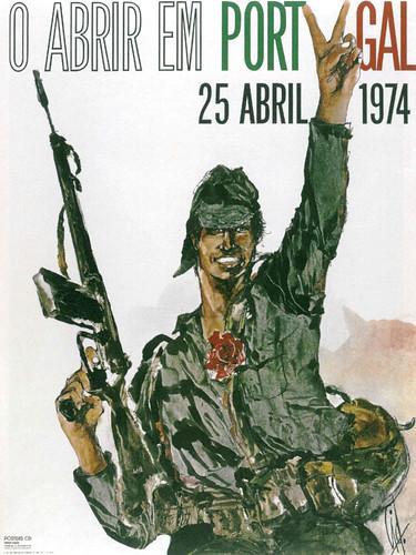 Cartaz da Revolução