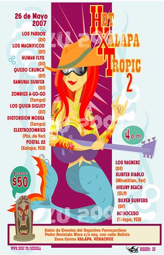 Hot Xalapa Tropic 2