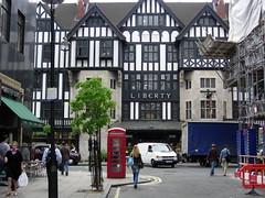 Picture of Liberty, Regent Street