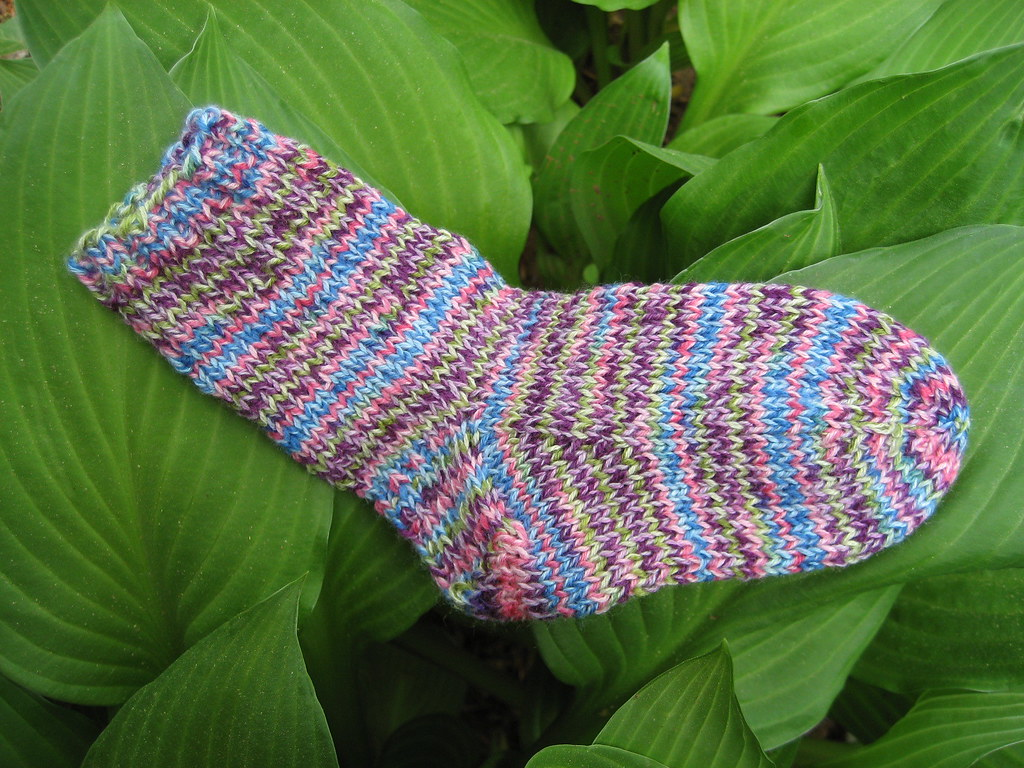 Tofutsie Sample Sock