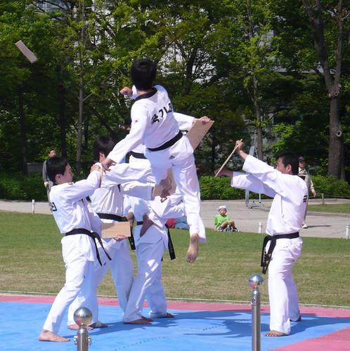 Taekwondo by jonallen01966.