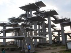 富津の展望台