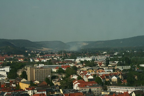 Brand in Jena Nord II