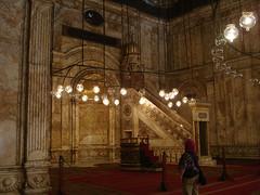 Muhammad Ali Mosque (7) (augden33) Tags: citadel egypt muhammadali