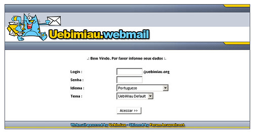 Uebimiau Webmail