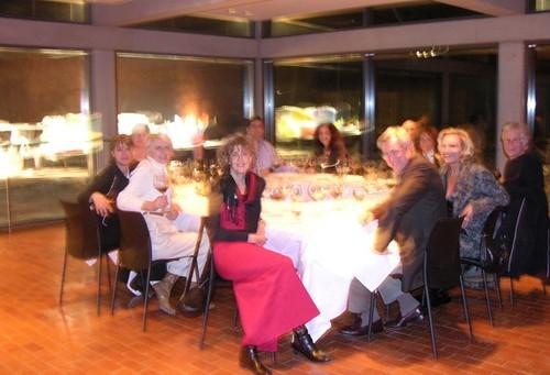 PBZ VIP dinner