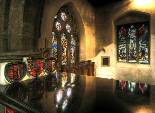 Holy Trinity, Skipton South Aisle Chapel