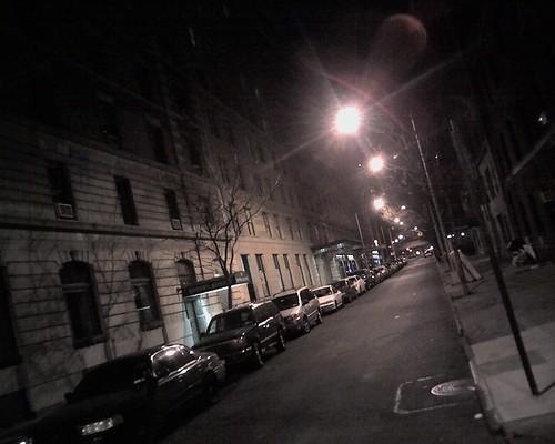Clark Street, 1am