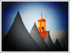 Minarete y jaimas - Lomo (jose_miguel) Tags: jose miguel espaa spain panasoniclumixfz50 marruecos maroc morocco marraquech marrakech marrakesh minarete minaret arabe arab musulman muslim photoshop efecto effect lomo islam bravo searchthebest magicdonkey artlibre anawesomeshot shieldofexcellence soe abigfave ultimateshot helluva explore6 interestingness6 instantfave gtaggroup travelerphotos 200750plusfaves quality goddaym1 200750plusfavesjanuarycontest 200750plusfavesvotingopen bratanesque magicdonkeysbest colorphotoaward theunforgettablepictures