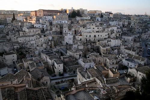 The Sassi of Matera - Sasso Barisano