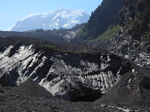 Carbon River Glacier