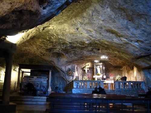 The Santuario di San Michele