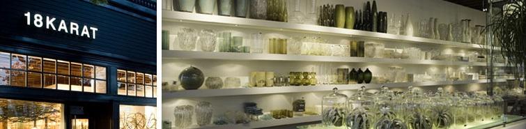 18KARAT - store interior