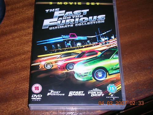 dvd 2007 2fast2furious nikone3700 thefastandthefurious tokyodrift universalpictures