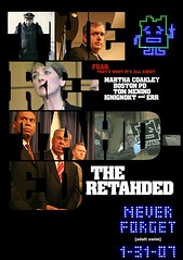 The Retahded - by Mulad