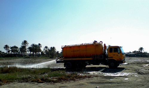Redistribution of Water Resources, Bahraini style