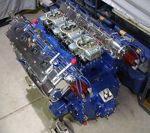 Ford 534 Truck Engine For Sale