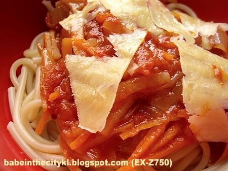 Marcella Hazan's tomato sauce02