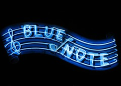 Blue Note (Jason B.) Tags: blue sign club night neon okc s3 oklahomacity bluenote 2007