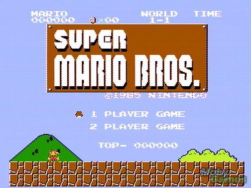 Super Mario Bro. Nes