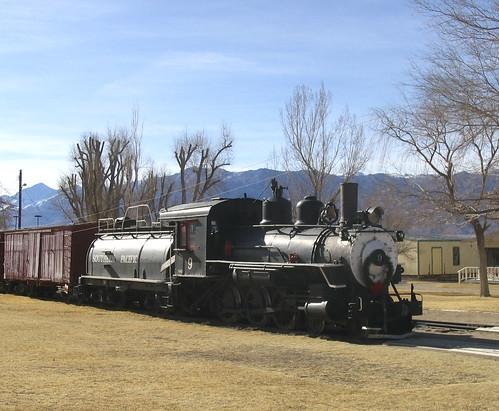 Flickriver: Photoset 'Laws Train Museum Narrow Gauge