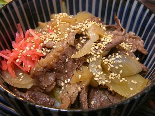 Gyudon / 牛丼