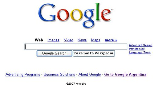 Google Mock with Wikipeda - Joke
