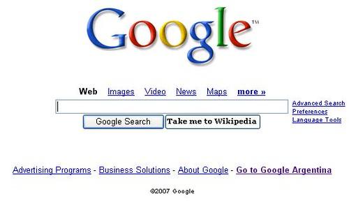Google Mock with Wikipeda - Joke