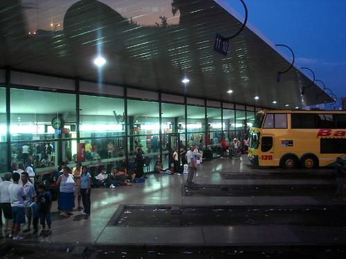 Terminal de omnibus Mariano Moreno - Rosario