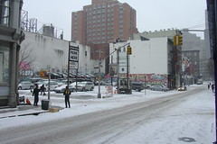 New York in the snow #5