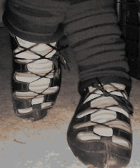 Irish Dance shoes