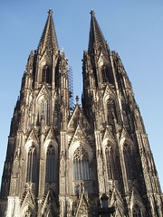 Cologne Cathedral - by afcone