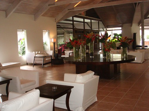 Instalaciones del Hotel Carlisle Bay