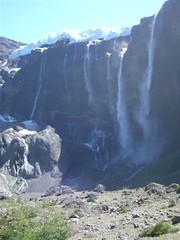 Tronador Trek - 45 - Waterfall (Large)