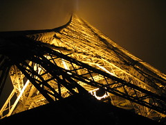 Eiffel Tower At Night (maisa_nyc) Tags: paris tower tour eiffel