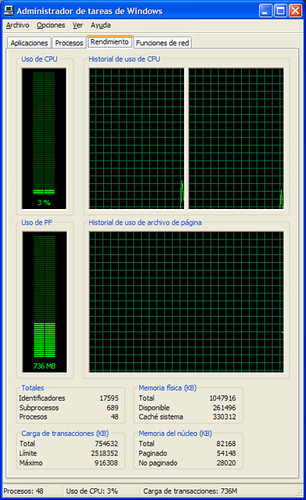 Running Microsoft Office 2007