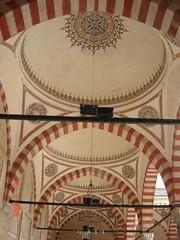 Di Perkarangan Selimiye Mosque, Edirne, Turkey