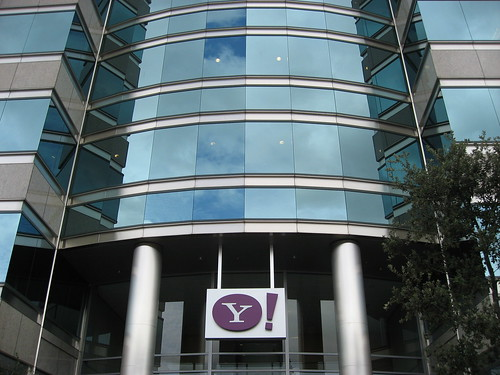 "Yahoo at Mission College, Santa Clara Exodus Buildings where I used to work</a>)"" /></a></p> <p>Yesterday, <a href="
