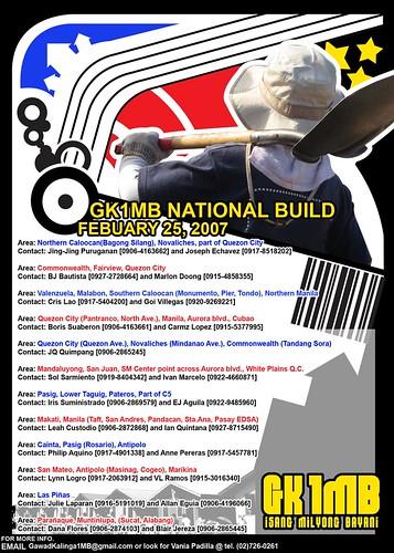 GK 1MB National Build