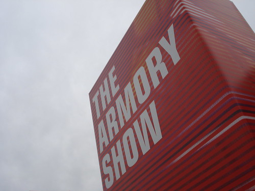 the armory art show