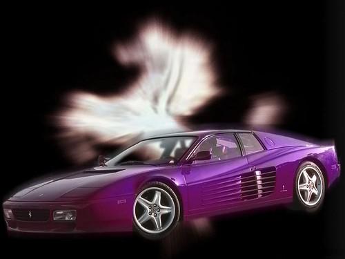 Ferrari Wallpaper Testarossa